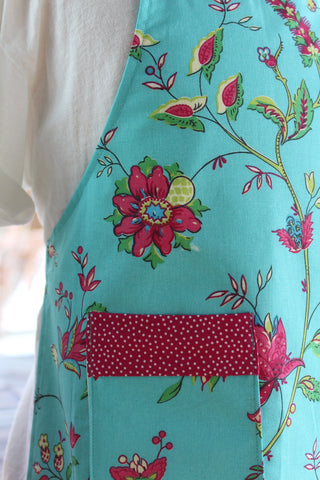 Garden Vines Kid's Apron
