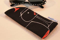 Happy Hour Sunglass Case