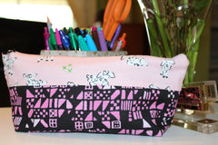 Harper Zippered Pouch
