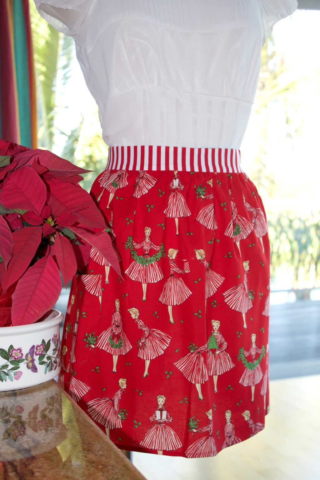 Holiday Hostess Apron