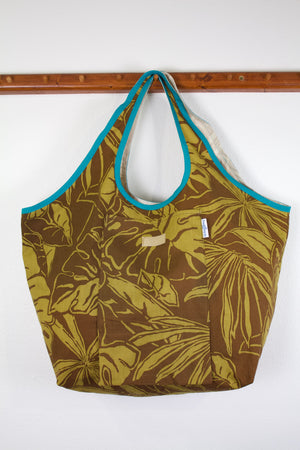 Foliage Folding Shopping Tote