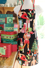 All I Want For Christmas Apron