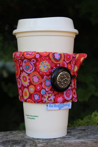 Love Letter Coffee Cozy