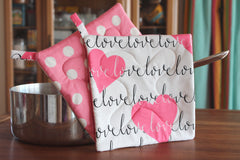 Polka Dot Backing Fabric