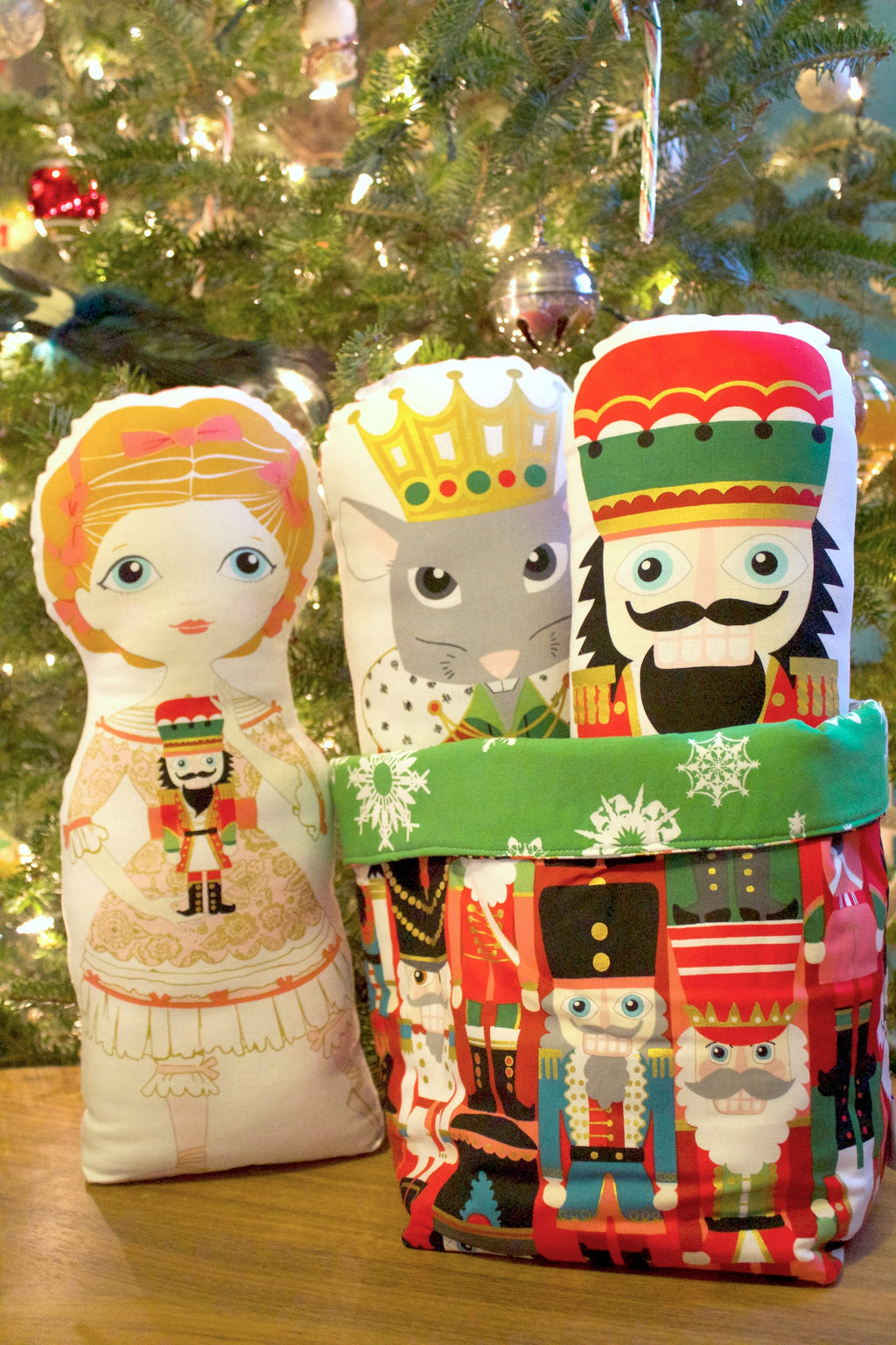 Nutcracker Collection - Blue Eyes