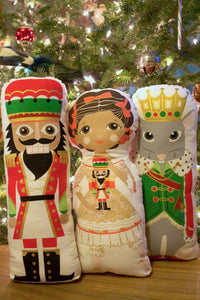 Nutcracker Collection - Brown Eyes