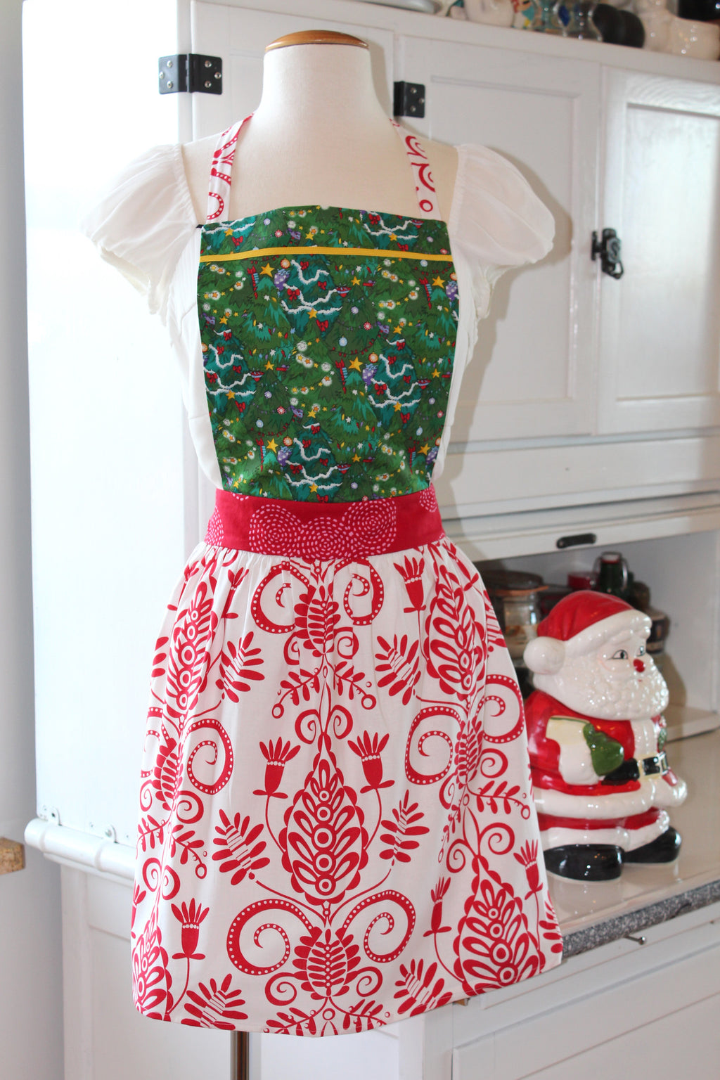 O Christmas Tree Apron