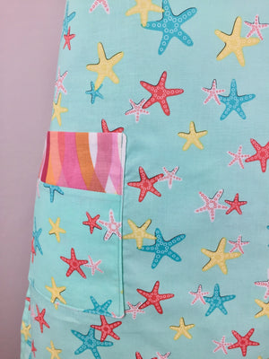 Sea Star Scatter Apron