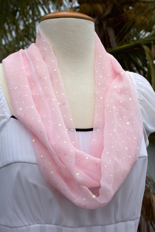 Shimmer and Shine Infinity Scarf