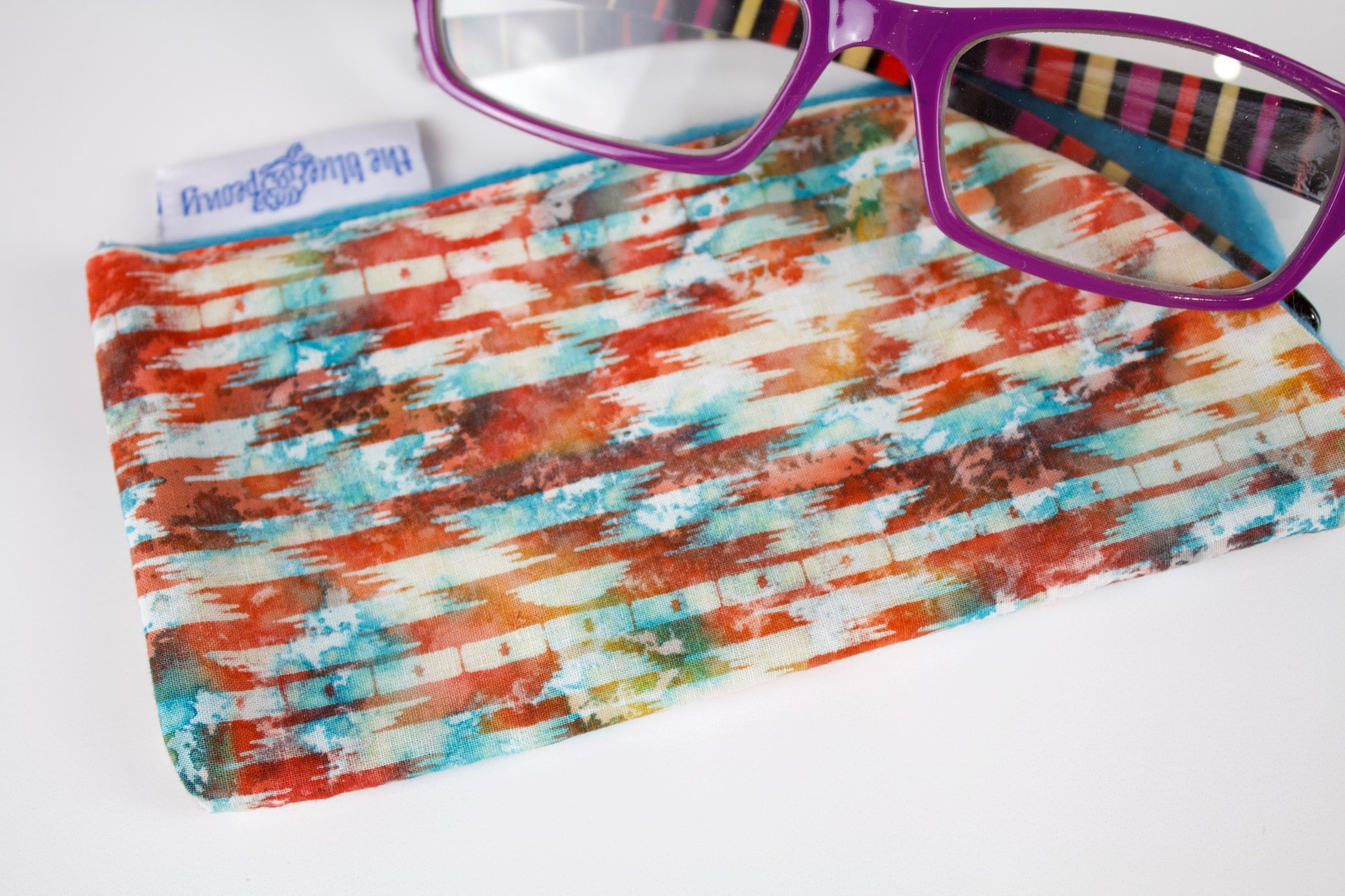 Sunrise Glasses Case