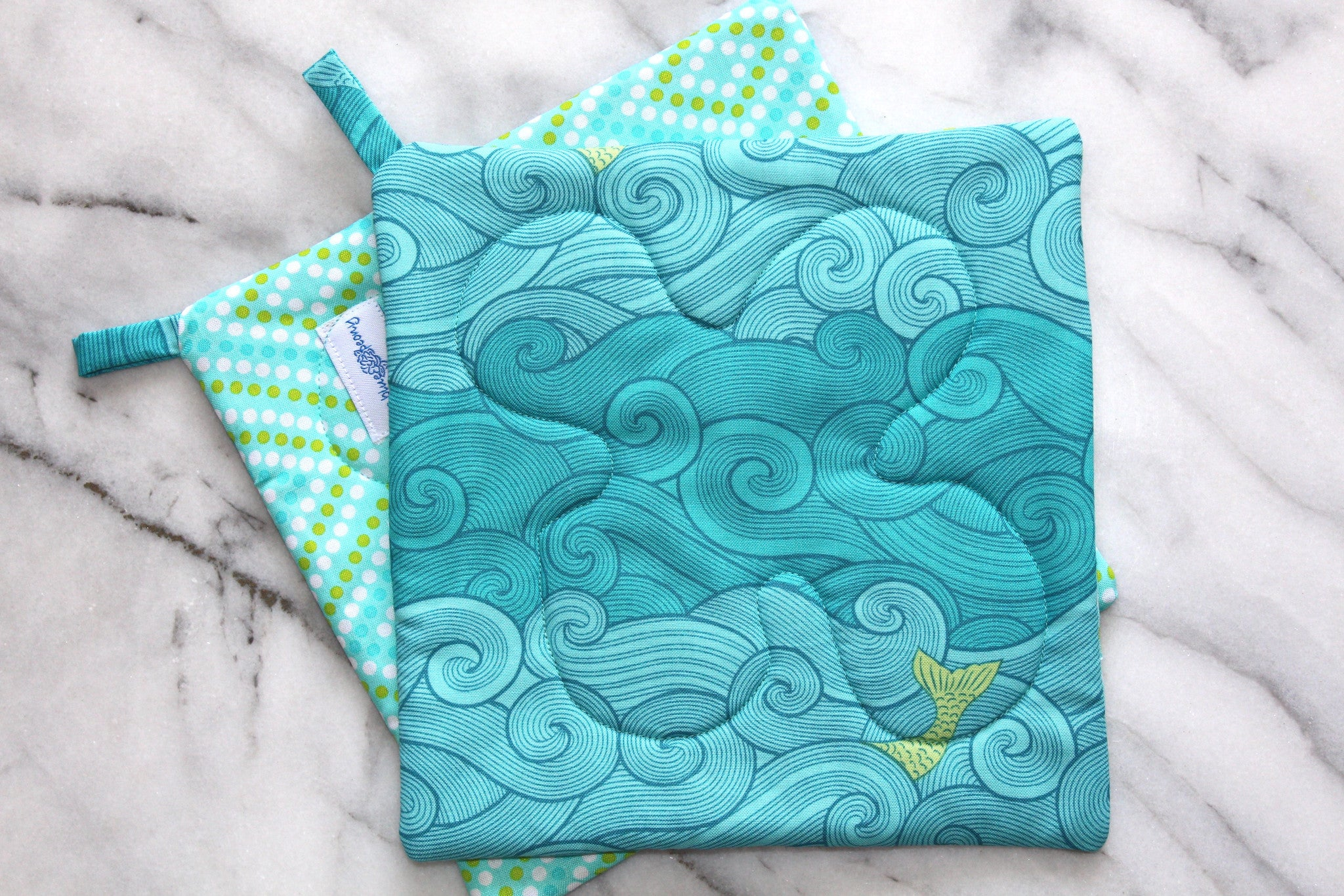 Surfside Potholder
