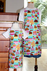 Sweet Treats Cupcakes Kid's Apron