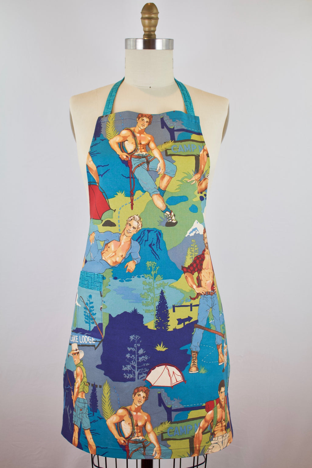 The Outdoorsy Type Apron