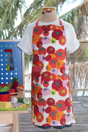 You Say Tomato Kid's Apron