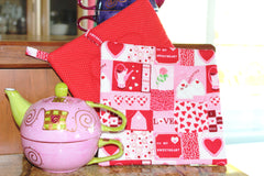 Valentine's Day Potholder
