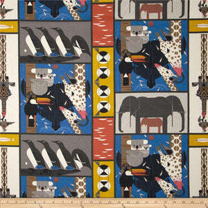 Zoo Babies by Charley Harper