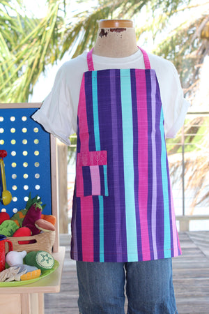 Jewel Box Kid's Apron