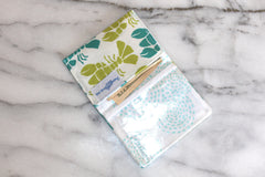 Snap Mini Wallet - Teal