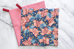 Star Spangled Potholder