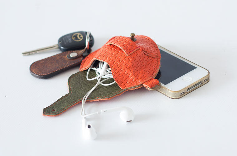 Earpods leather case by milloo