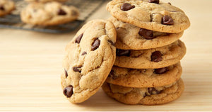 The World's Best Chocolate Chip Cookie