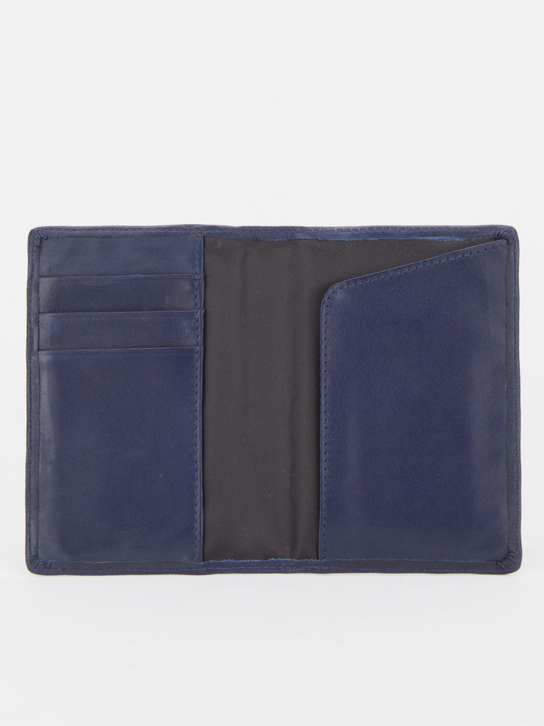 MAGGIE Leather Passport Holder