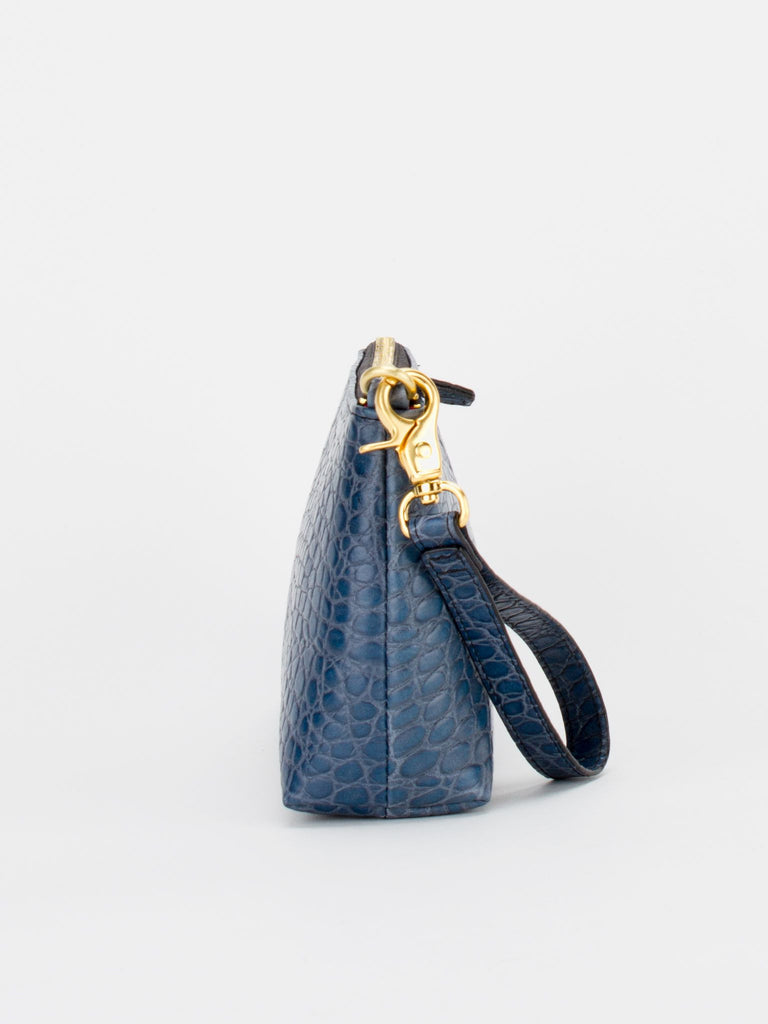 ERIN Leather Pouch with Strap