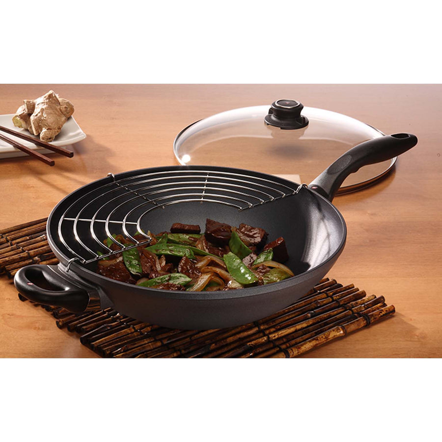 "Classic Wok with Lid 32cm(12.5"") - 5L"
