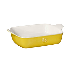 Rectangular baking dish (3L) - Leaves