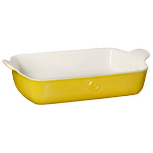 Rectangular baking dish (4.5L) - Leaves