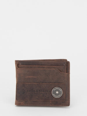 William RFID Blocking Billfold