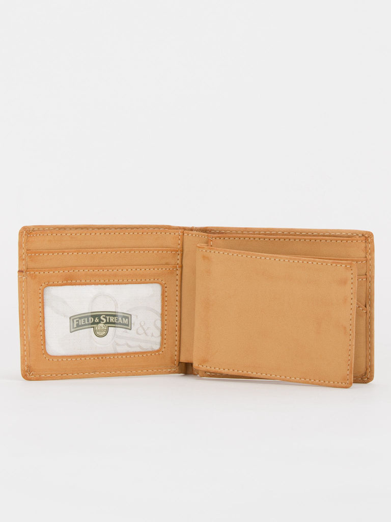 Billfold with Detachable Card Cases - Tan
