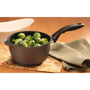 "Classic Sauce Pan with Lid - 16cm(6.3"") - 1.3L"
