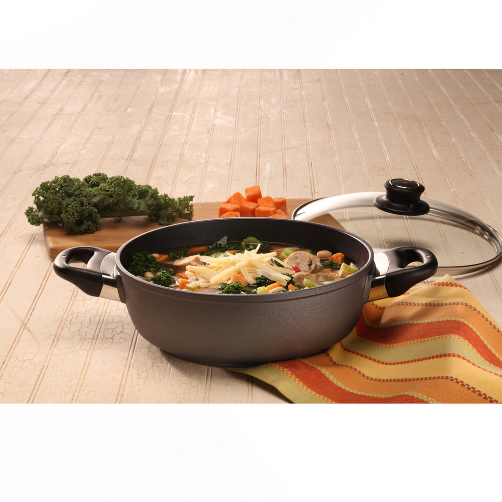 Classic Fry Pan and Casserole 3 Piece Set