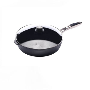 "Classic Sauté Pan with Stainless Steel Handle & Lid 32cm(12.5"") - 5.5L"