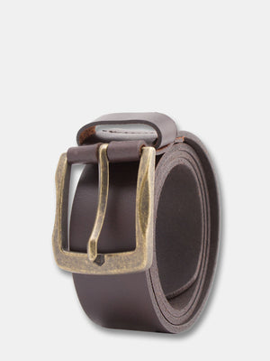 Campfire Jean Belt - Dark Brown (size: 32)