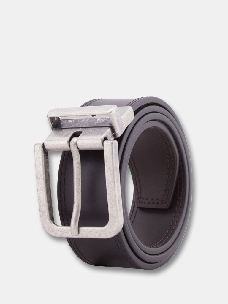 DAKOTA Reversible Belt - Black/Brown