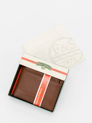 Newcastle RFID Blocking Leather Billfold