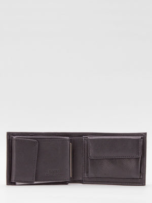 Lincoln Passcase Leather Billfold