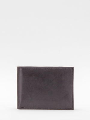 Benjamin Passcase Leather Billfold