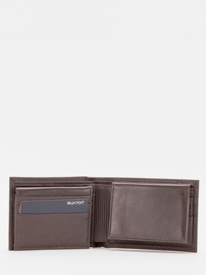Daniel Double Passcase Billfold - Brown