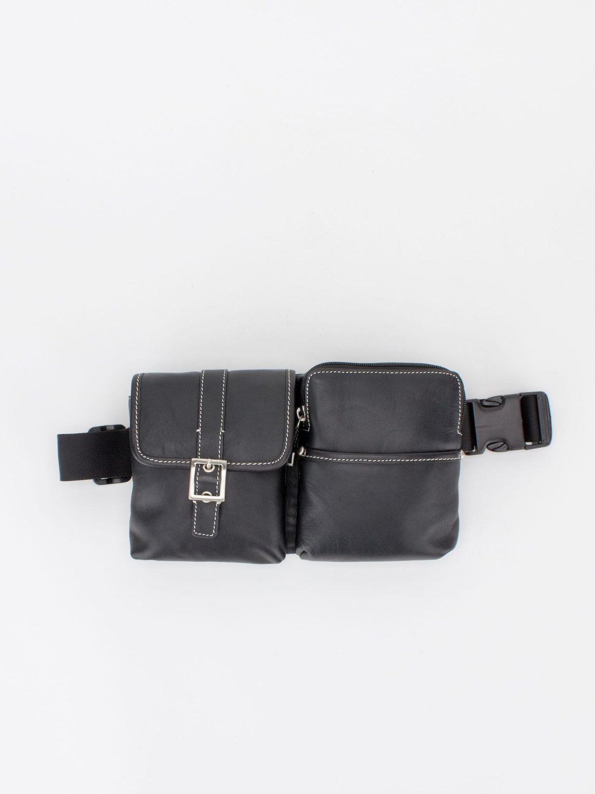 ADRIAN Leather Chest/Waist Pack