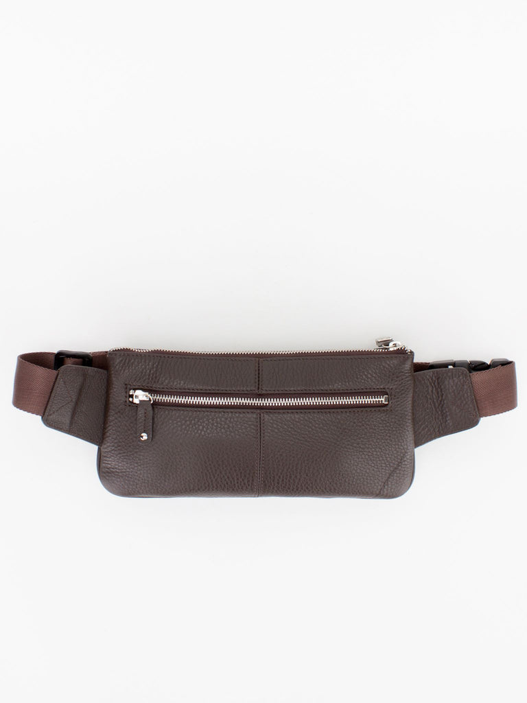 BAILEY Leather Chest/Waist Pack