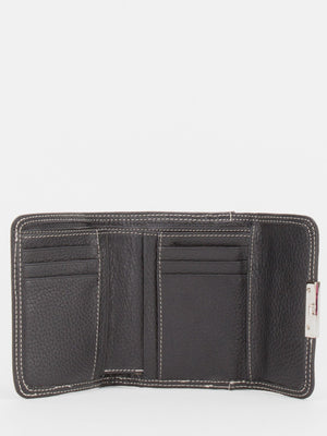 Sterling Push Lock Wallet