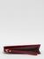 Laura Leather Wristlet Wallet - Red