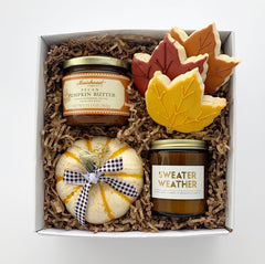 Fall Gift Box Maple Sugar Cookie Oklahoma Gift