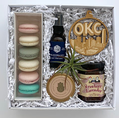 Oklahoma City Gift Box - Made in Oklahoma City
