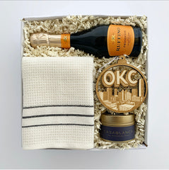OKC Congratulations Real Estate Gift