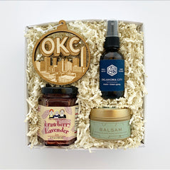 Oklahoma City Gift Box