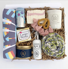 Made in Oklahoma Gift Box Collaboration Shop Small OKC